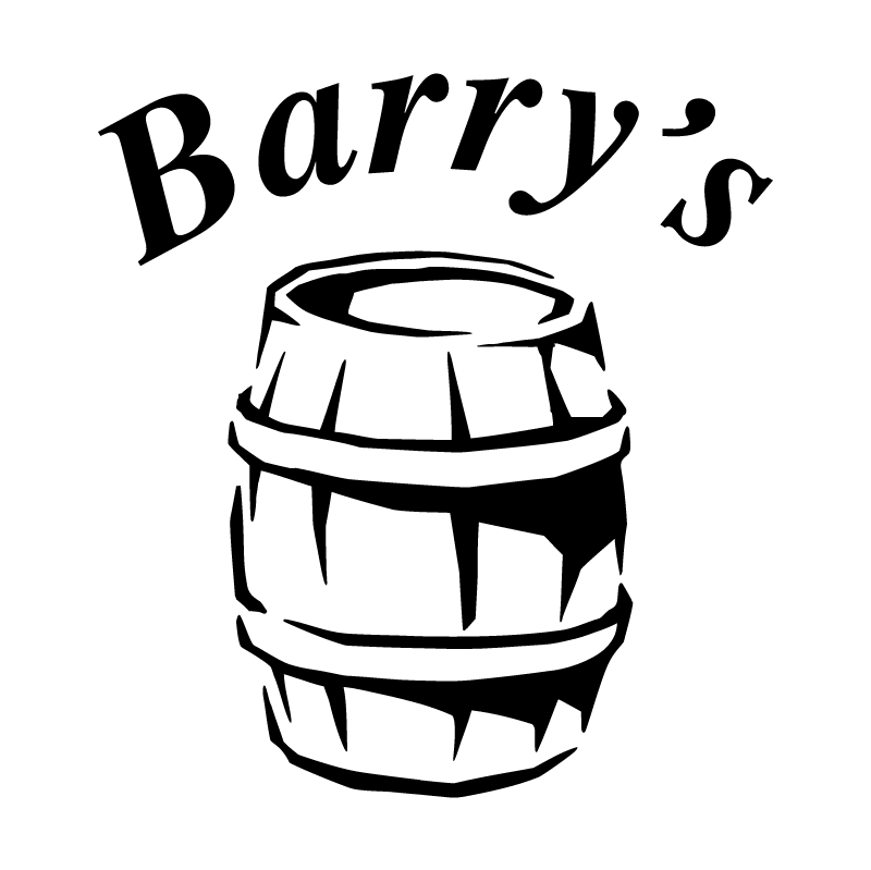 Barry's Pub vector