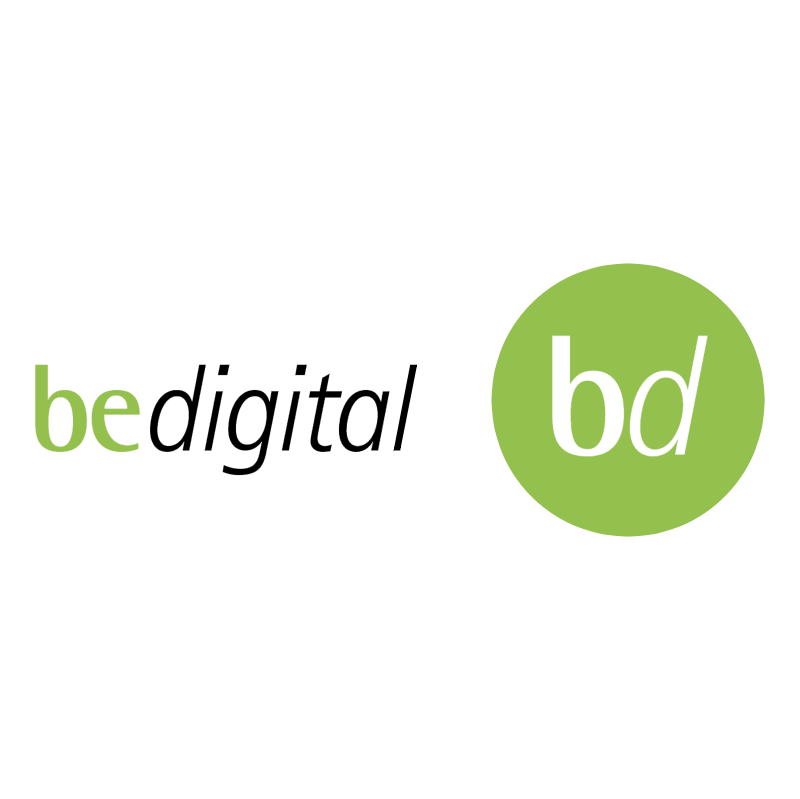 BeDigital 59376 vector logo