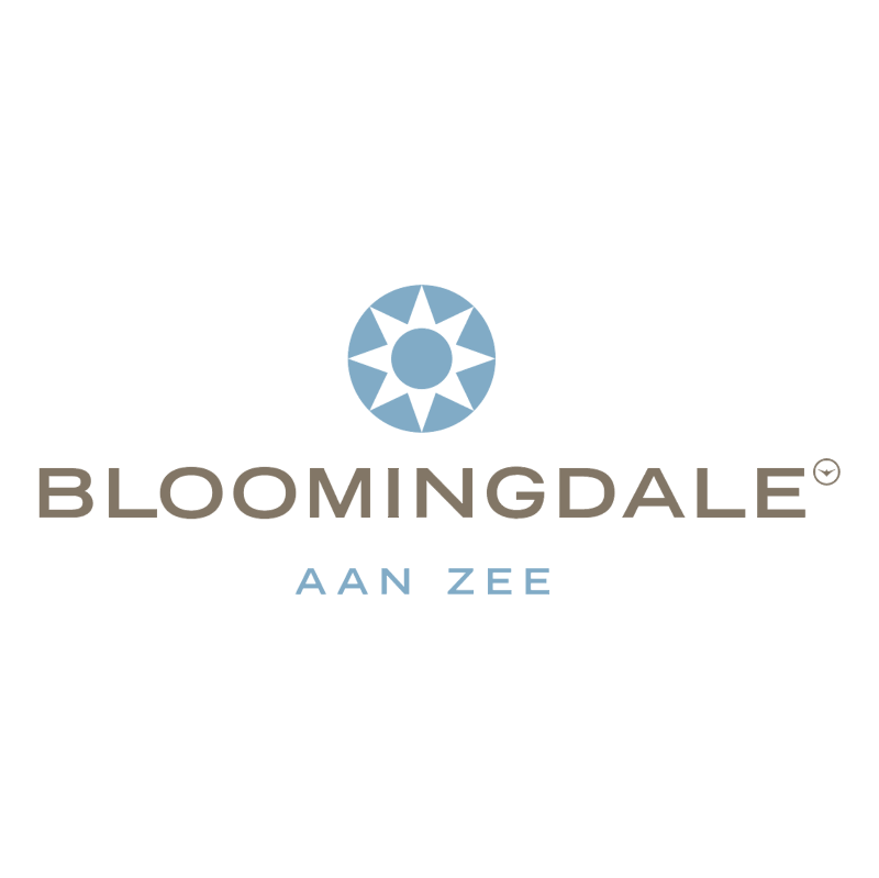 Bloomingdale aan Zee vector