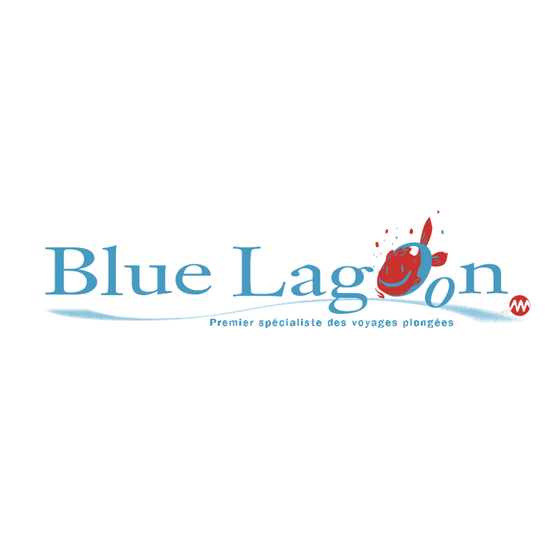 Blue Lagoon vector