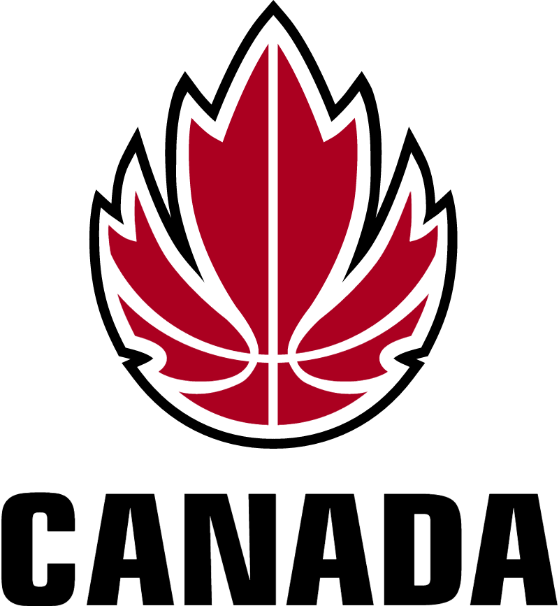 Canadian Basketball vector