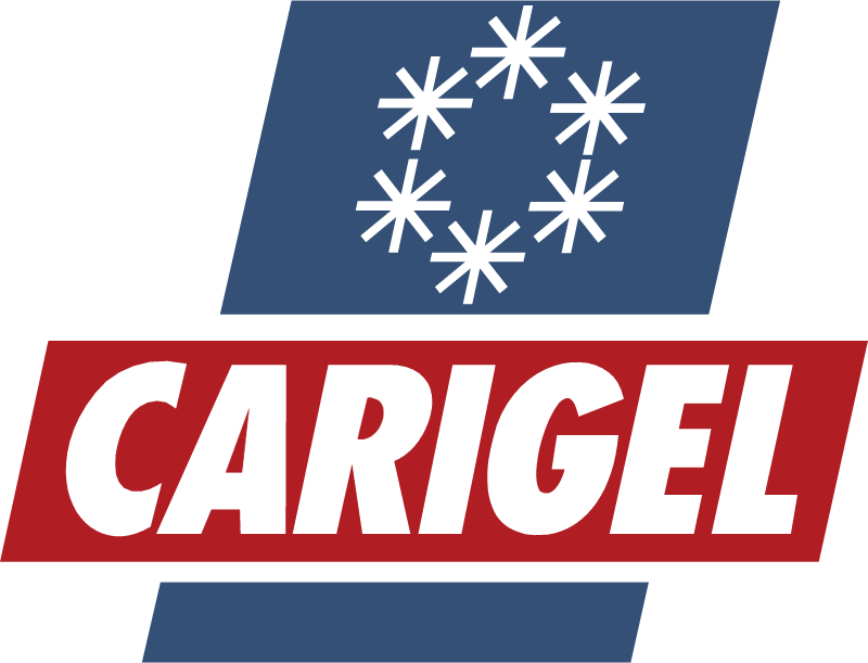 Carigel logo vector