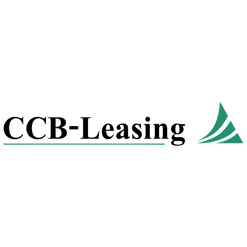 CCB Leasing vector