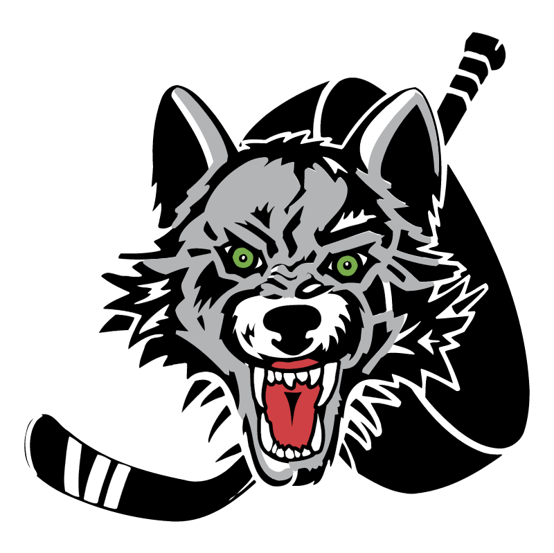 Chicago Wolves vector logo