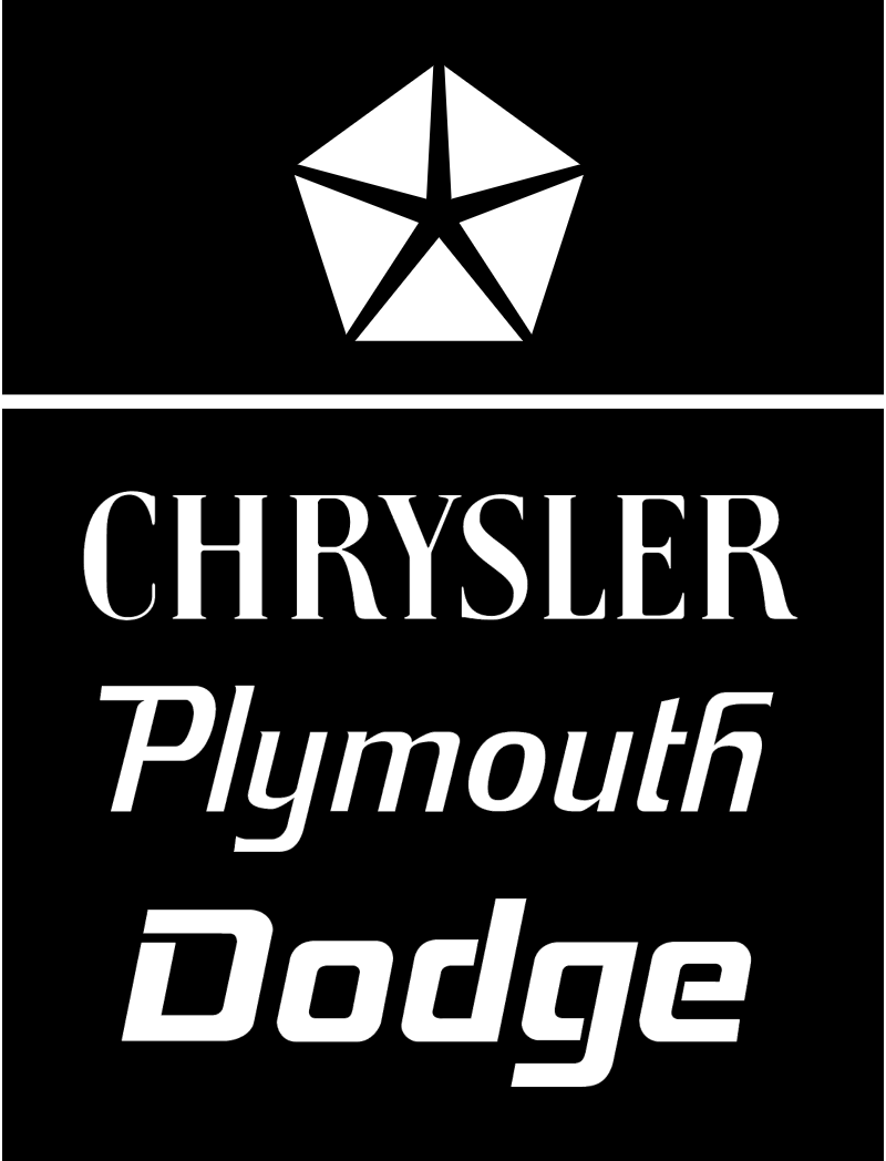 Chrysler Sign 3 vector