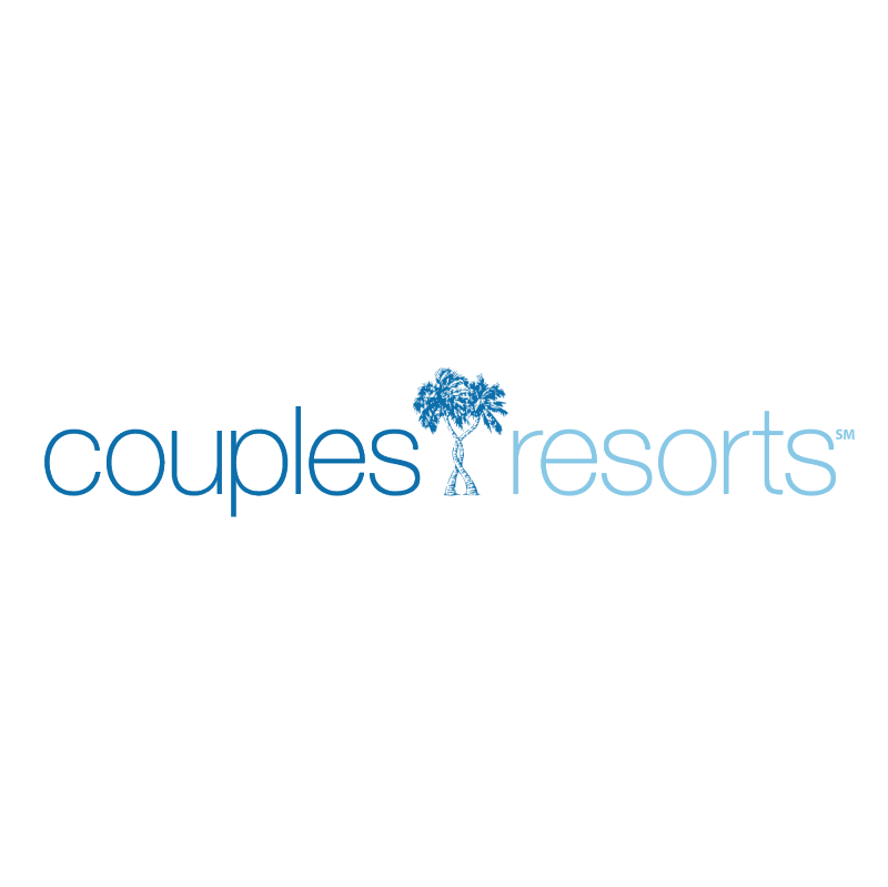 Couples Resorts vector