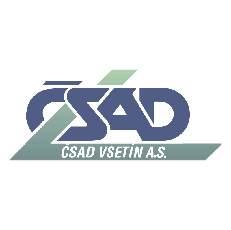 Csad Vsetin AS vector