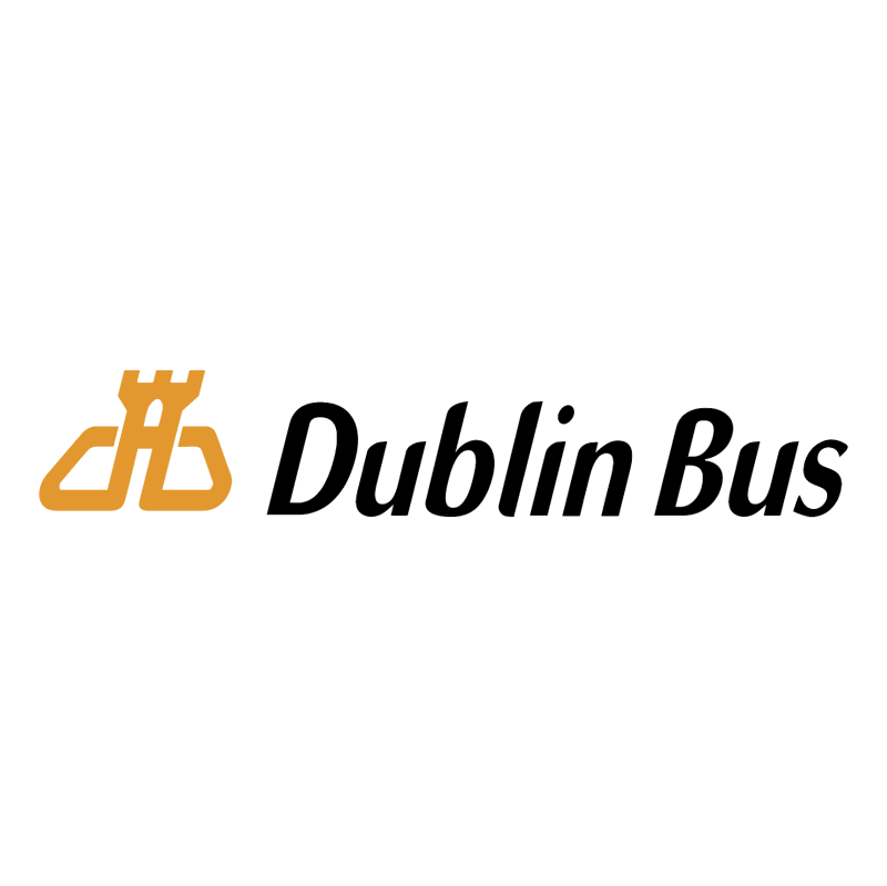 Dublin Bus vector