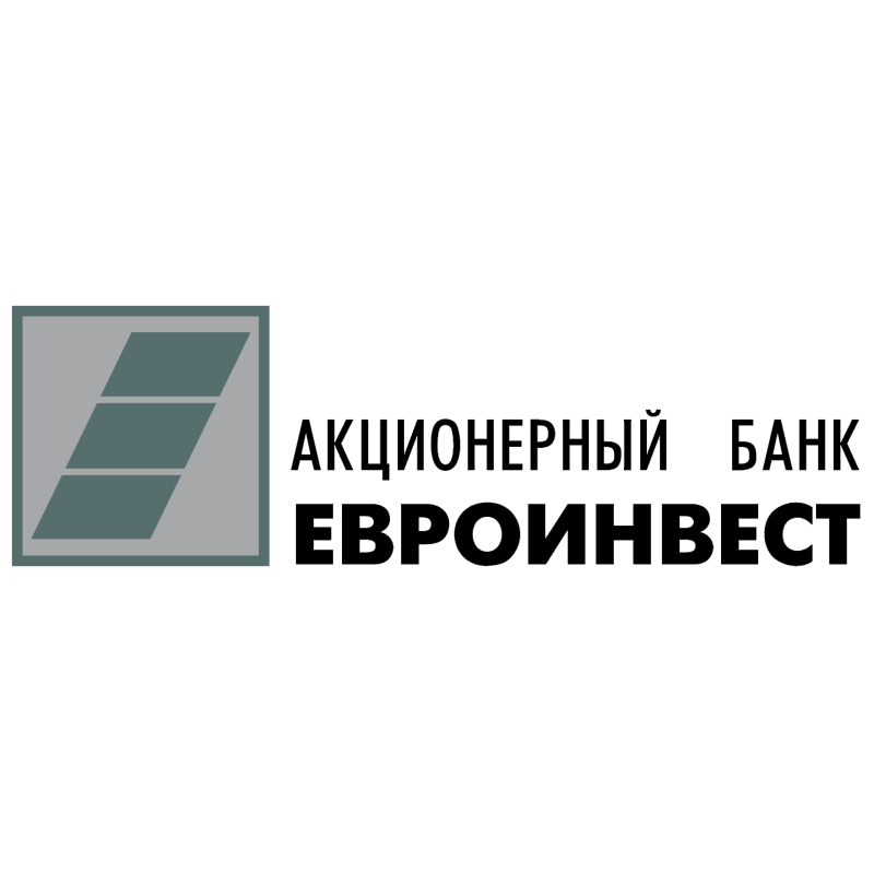 Euroinvest Bank vector logo