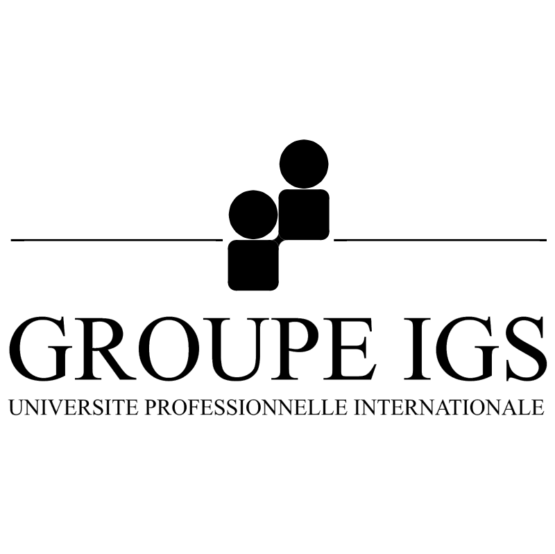 Groupe IGS vector