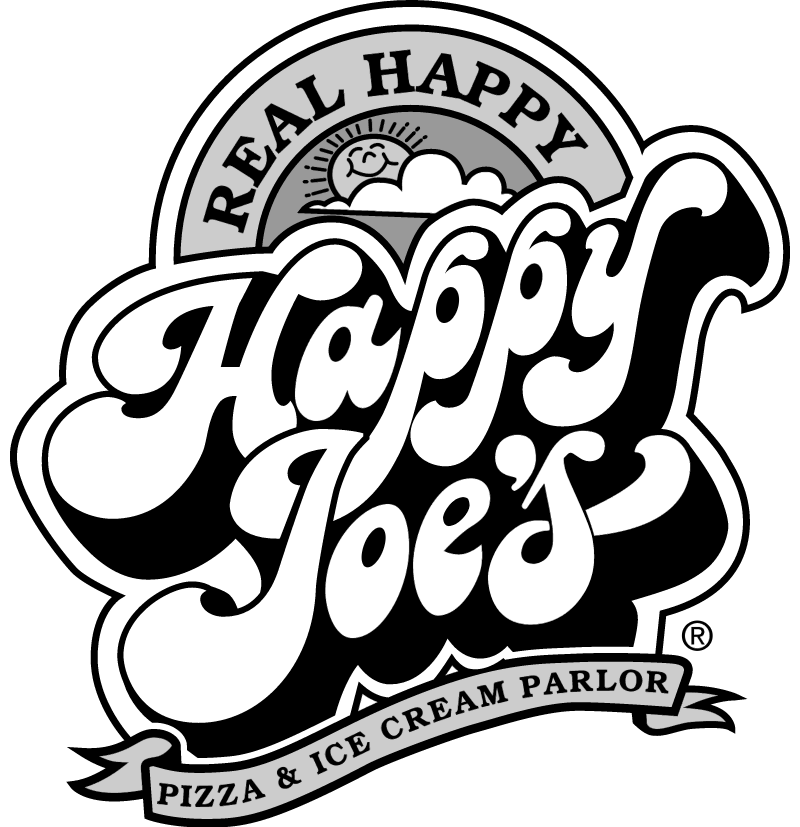 Happy Joes Pizza vector logo