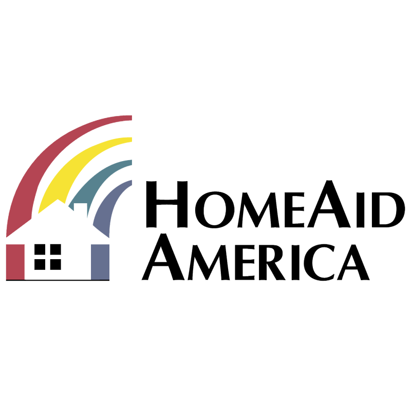 HomeAid America vector