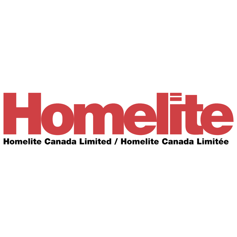 Homelite vector logo