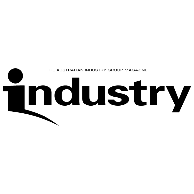 Industry vector logo
