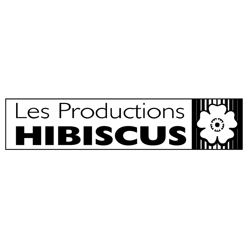 Les Productions Hibiscus vector