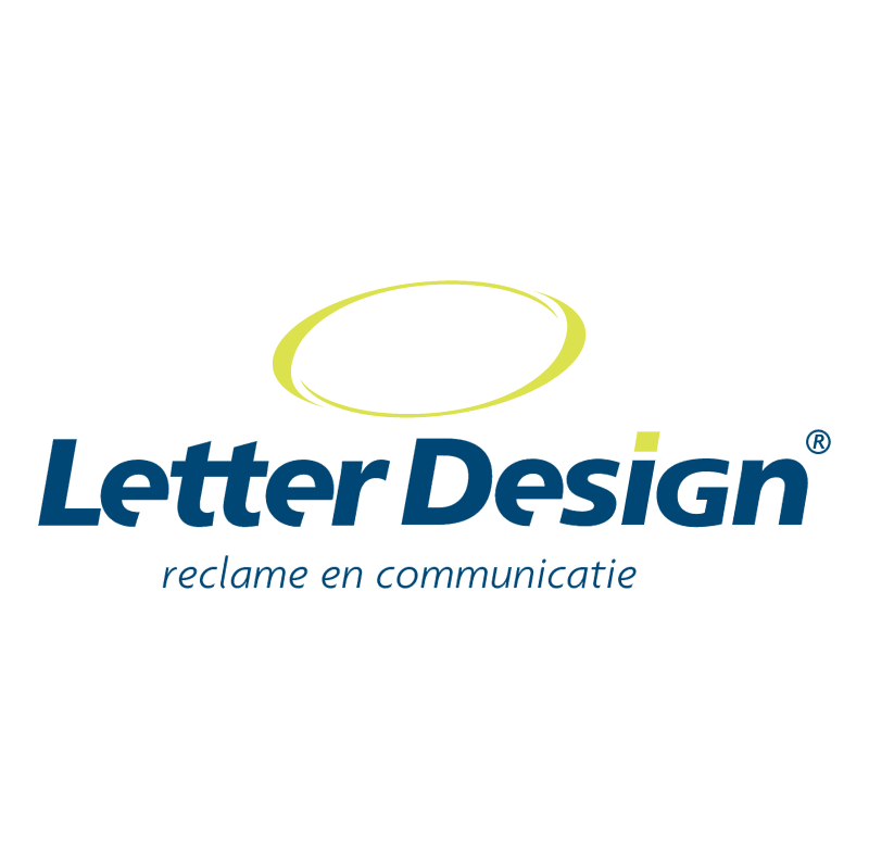 Letter Design vector logo