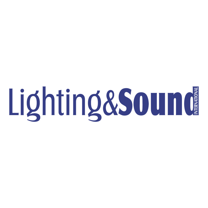Lighting & Sound International vector