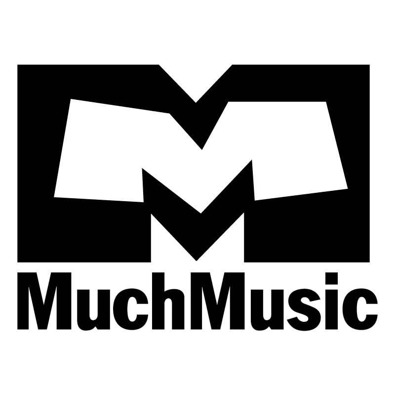 Much Music TV vector