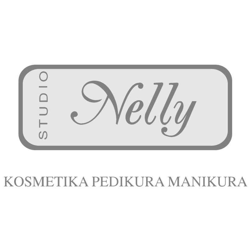 Nelly Studio vector logo