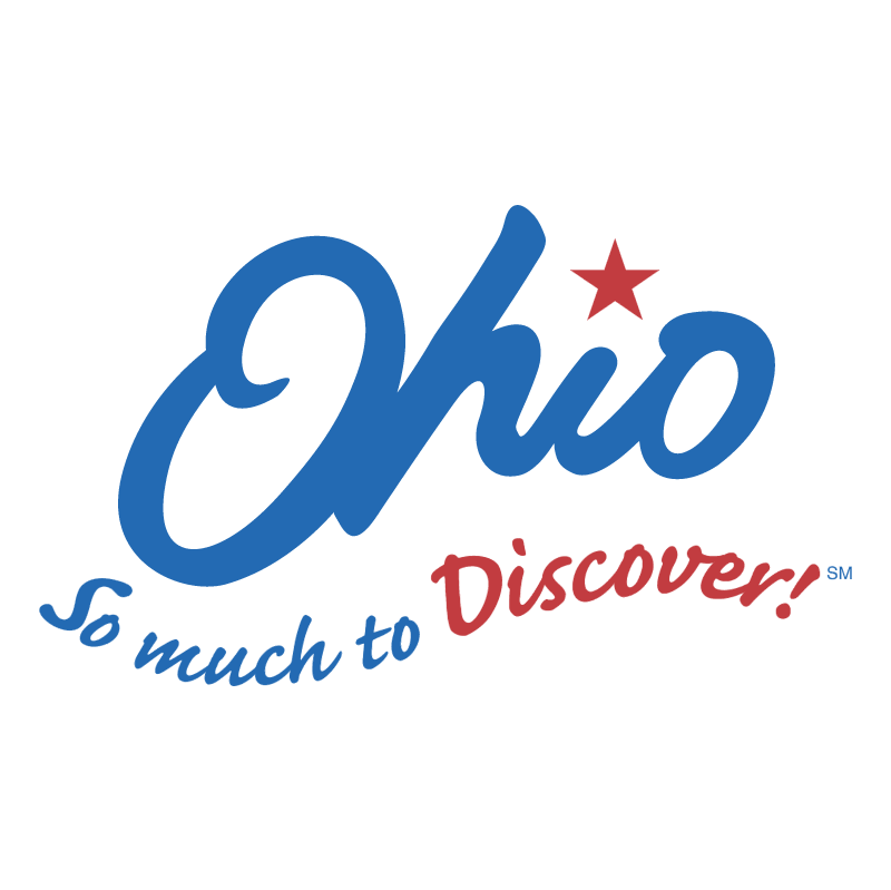 Ohio Tourism vector logo