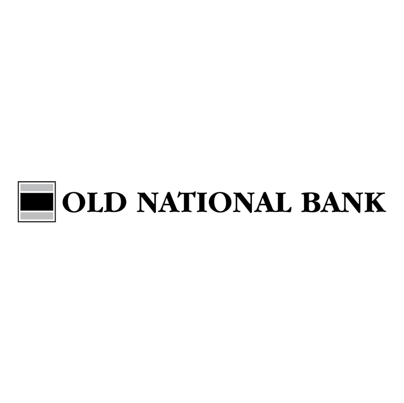 Old National Bank vector