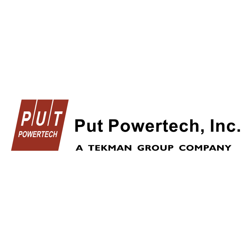 Put Powertech, Inc vector logo