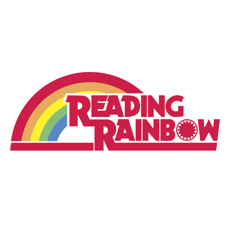 Reading Rainbow vector logo