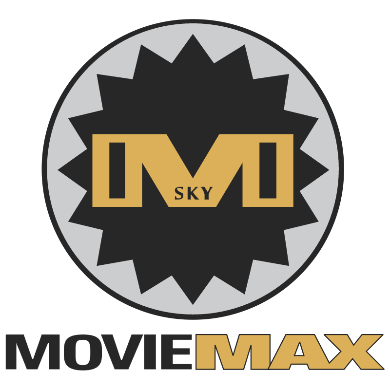 Sky MovieMax vector