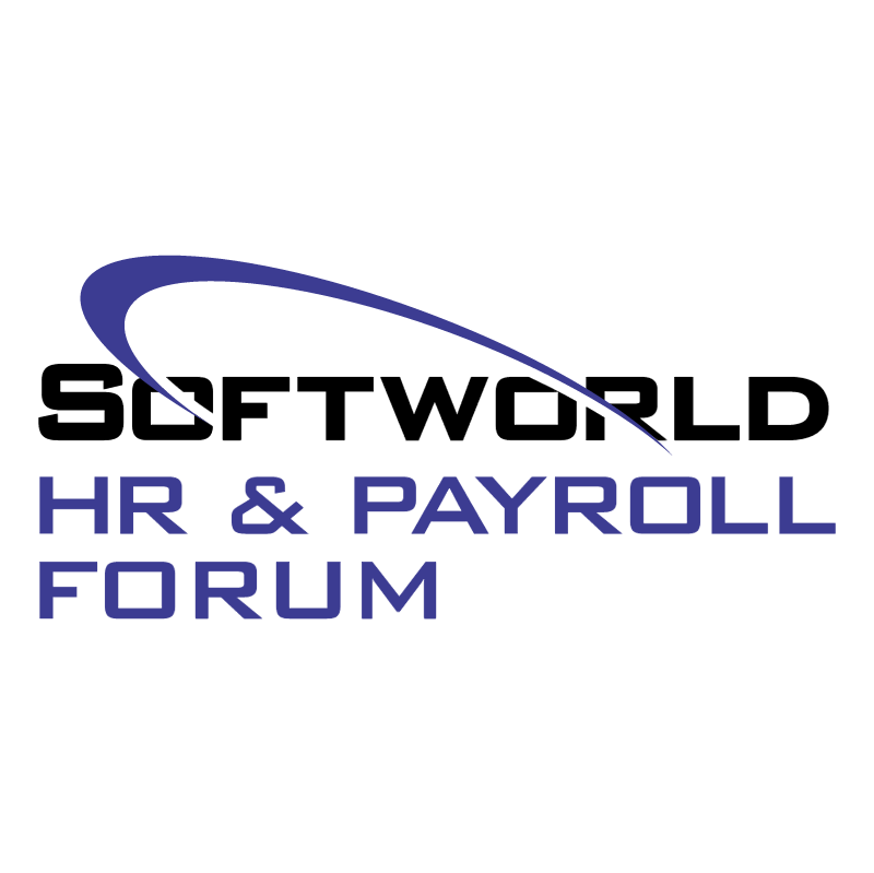 Softworld vector logo
