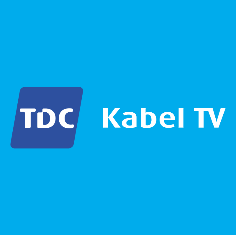 TDC Kabel TV vector
