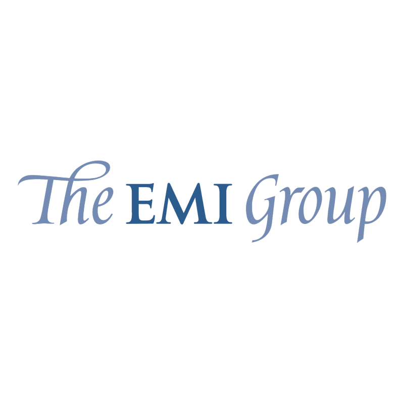 The EMI Group vector logo