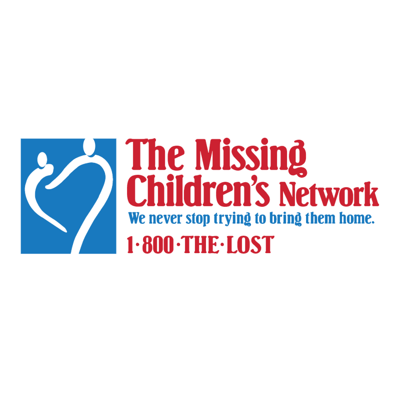The Missing Children's Network vector