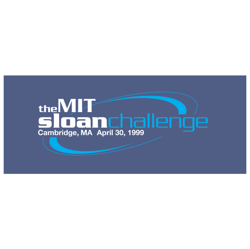 The Mit Sloan Challenge vector