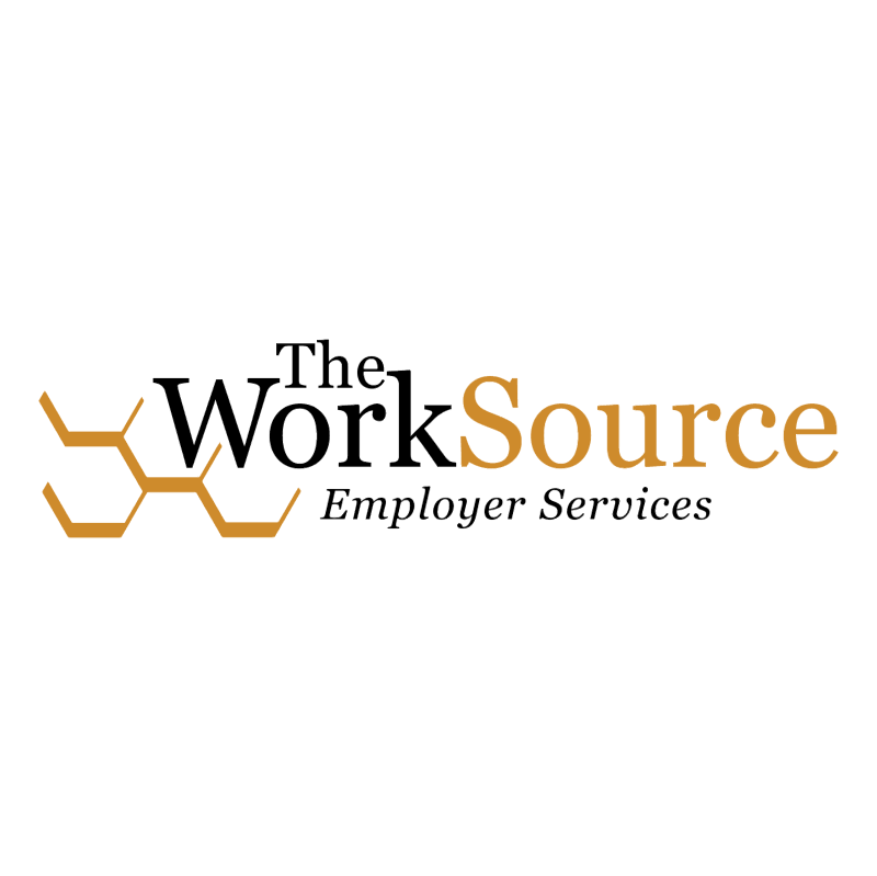 The WorkSource vector logo