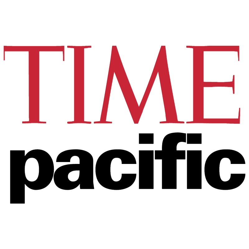 Time Pacific vector