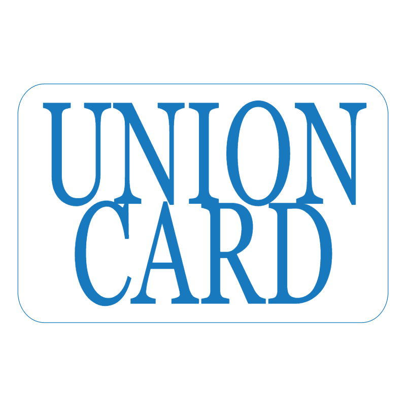 Union Card vector
