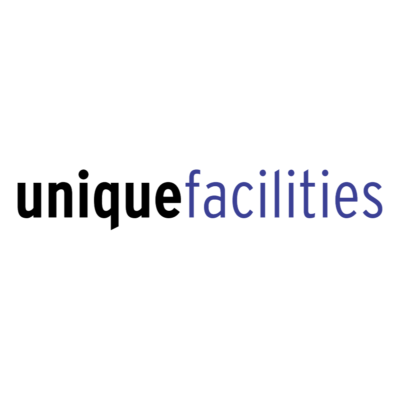Unique Facilities vector logo