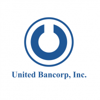 United Bancorp vector