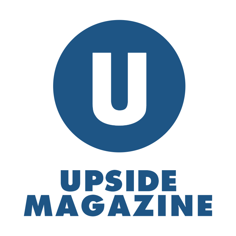 Upside Magazine vector logo