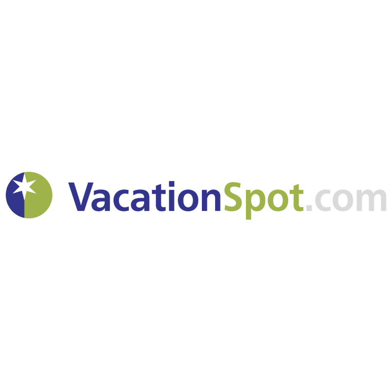 VacationSpot com vector