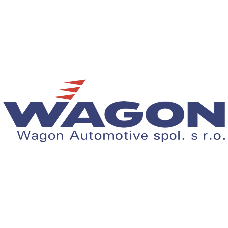 Wagon vector logo