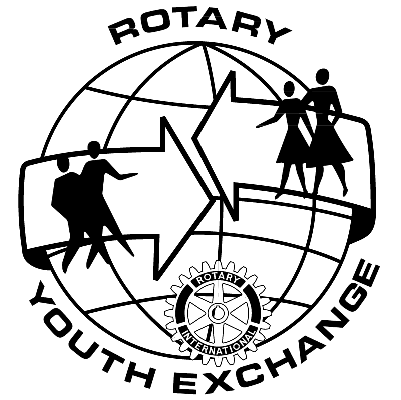 Youth Exchange vector