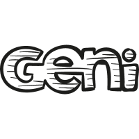 Geni Draw Logo vector