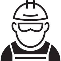 Outdoor Worker vector