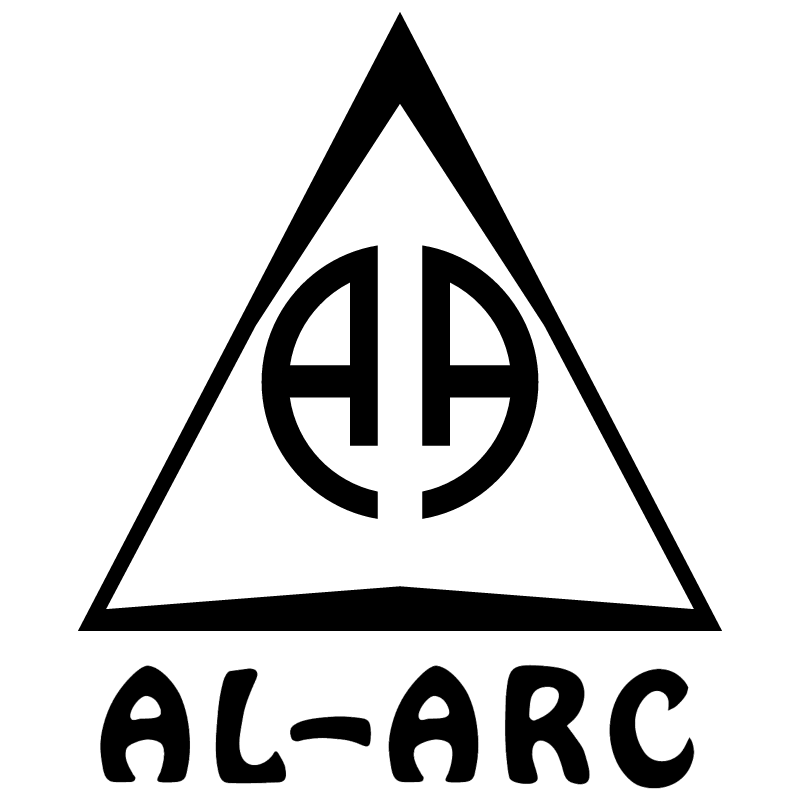 Al Arc 583 vector logo