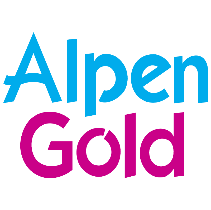 Alpen Gold vector