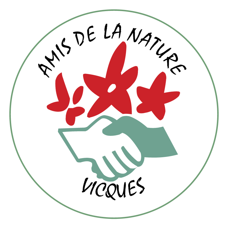 Amis de la Nature Vicques vector