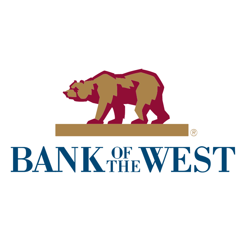 Bank of the West vector
