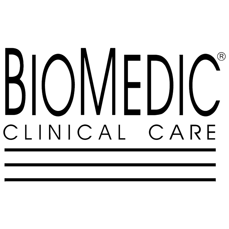 Biomedic vector logo