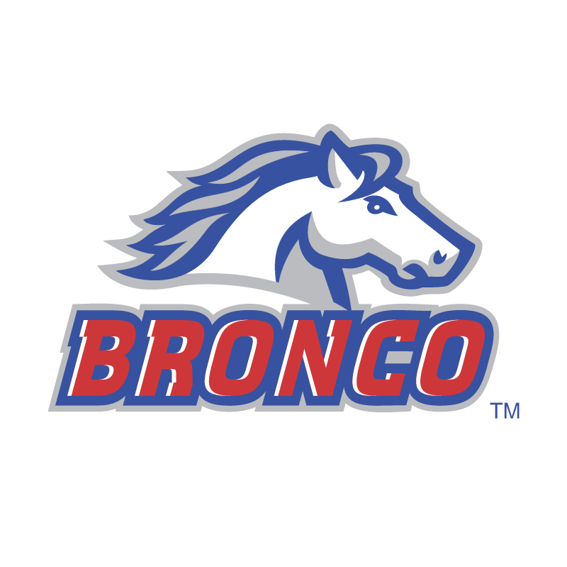 Bronco vector logo